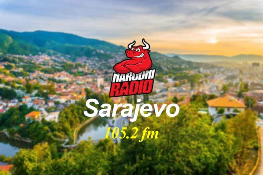 Slušaj Narodni radio u Sarajevu na frekvenciji 105.2 FM