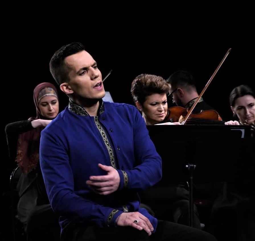 """Armin Muzaferija i Sarajevska filharmonija: 01.marta za Dan nezavisnosti predstavljaju pjesmu """"Studen vodo"""""""