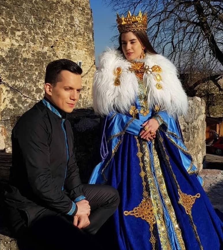 Armin Muzaferija i  Anja Kraljević