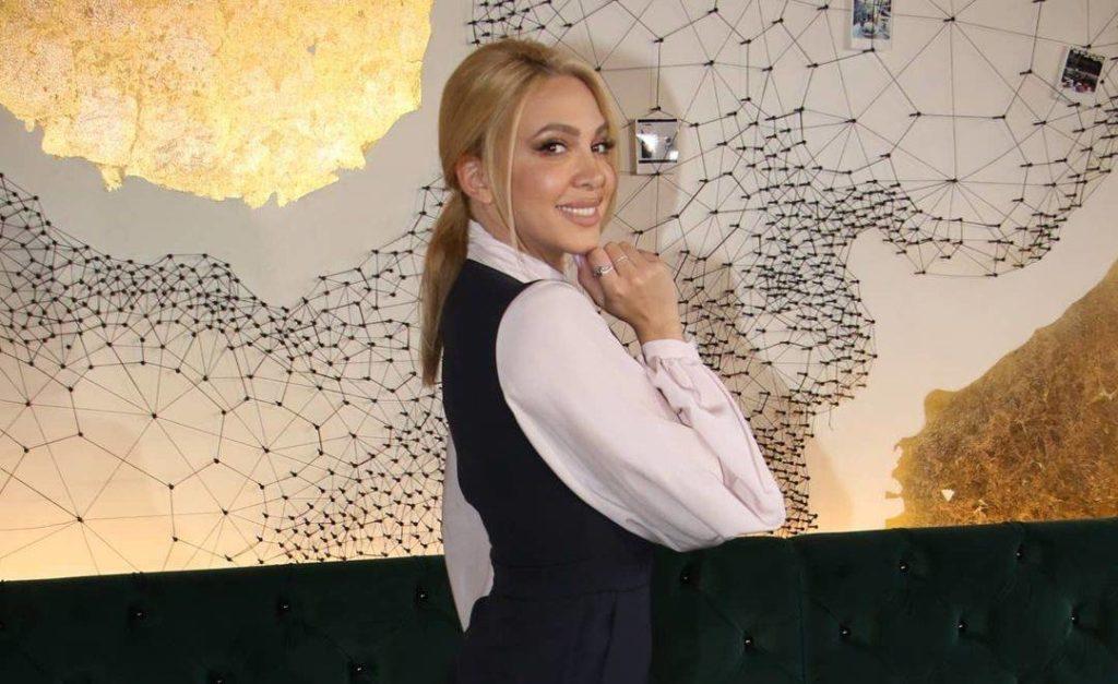 Milica Todorović uvijek sa osmjehom