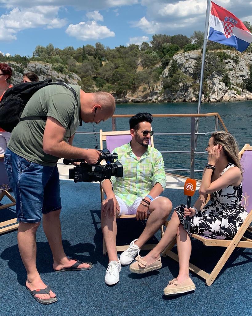 Neno Murić bio je jako interesantan hrvatskim medijima