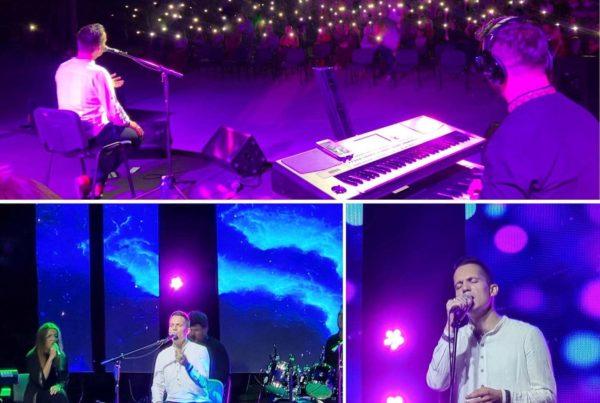 Armin Muzaferija: Hiljade posjetilaca na koncertima u okviru BH turneje