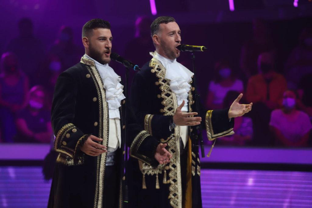 Hanad snima pjesmu sa braćom Kazić