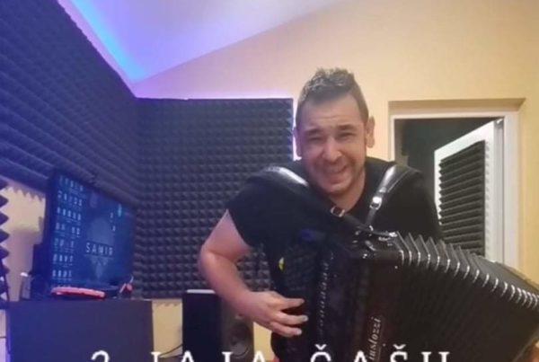 Samir Nurkić: Harmonikom recept za palačinke kroz sedam balkanskih stilova (VIDEO)