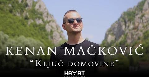 Kenan Mačković poklonio pjesmu Ključu