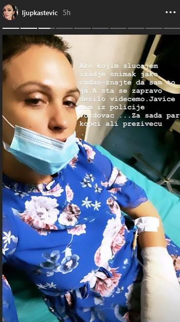 Bijesna srpska pjevačica razbijala aute svog partnera, generala policije!