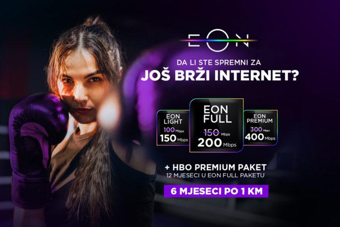 EON / Da li ste spremni za još brži, bolji i moćniji internet?