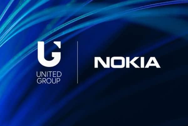 United Grupa odabrala kompaniju Nokia za partnera u uvođenju nove generacije optičke mreže širom Jugoistočne Evrope