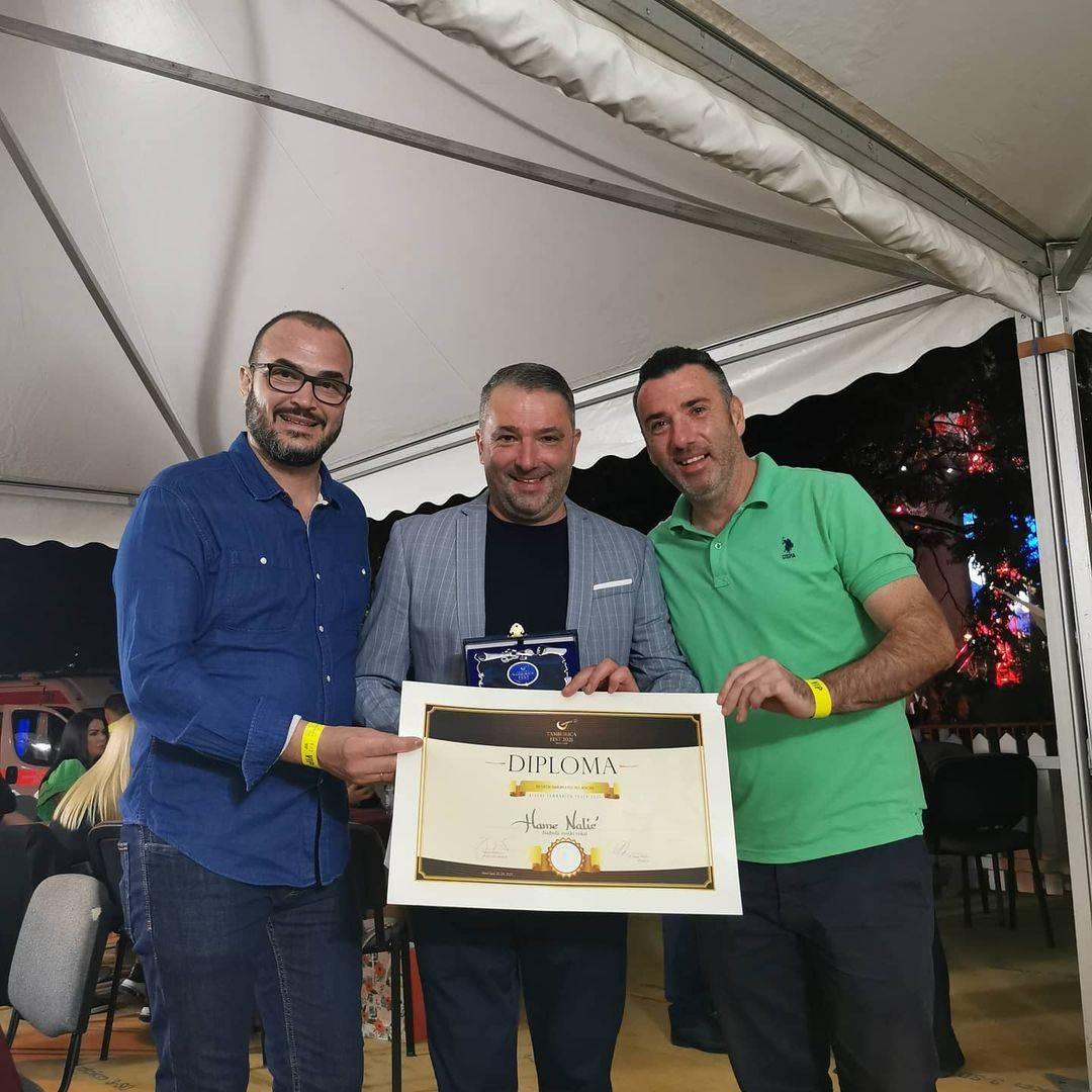 Hame Nalić osvojio prestižnu NAGRADU na Tamburica festu u Novom Sadu!
